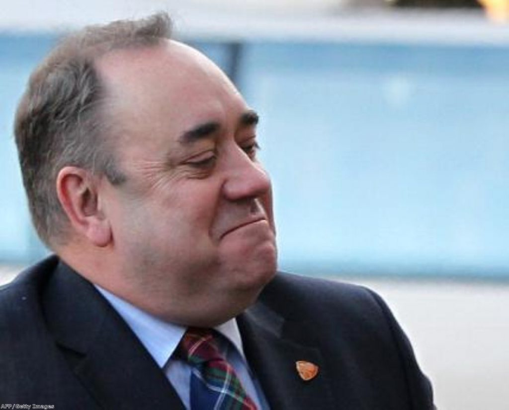Salmond: Can his reputation survive?