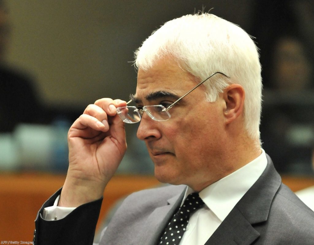 Alistair Darling is becoming an increasingly vital figure in the 'no' camp