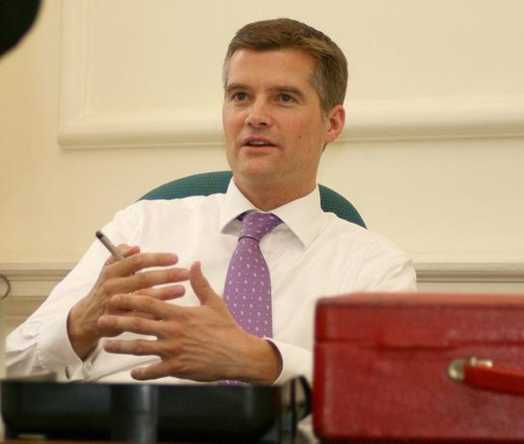 Mark Harper admitted the mistake in a written statement today