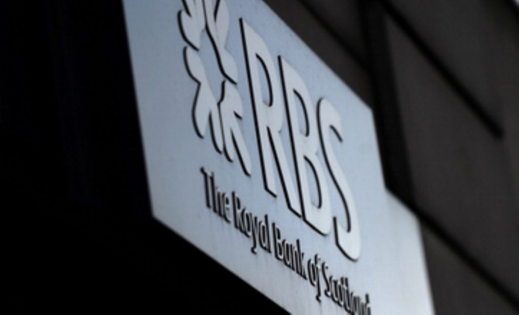RBS won't be broken up, after all