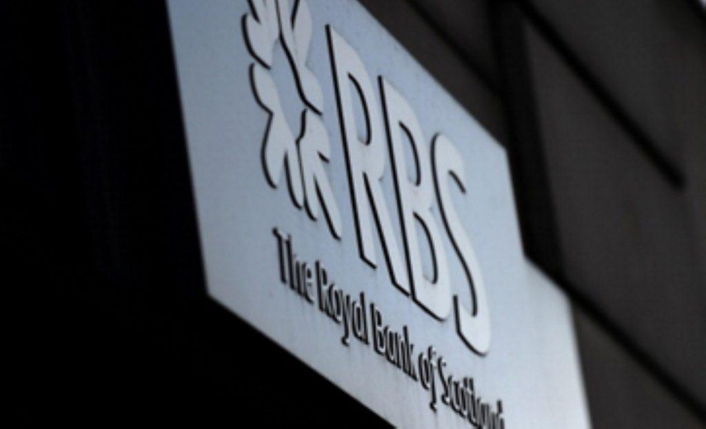 RBS bonus: cancelled