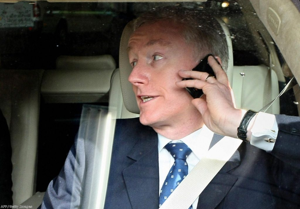 Sir Fred Goodwin has been stripped of his knighthood.