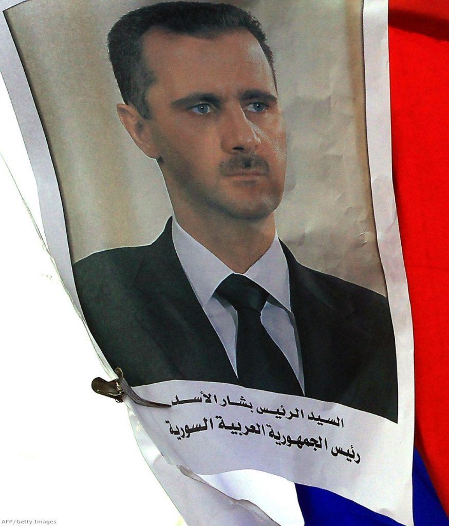 Bashar al-Assad - the biggest villain this week of them all