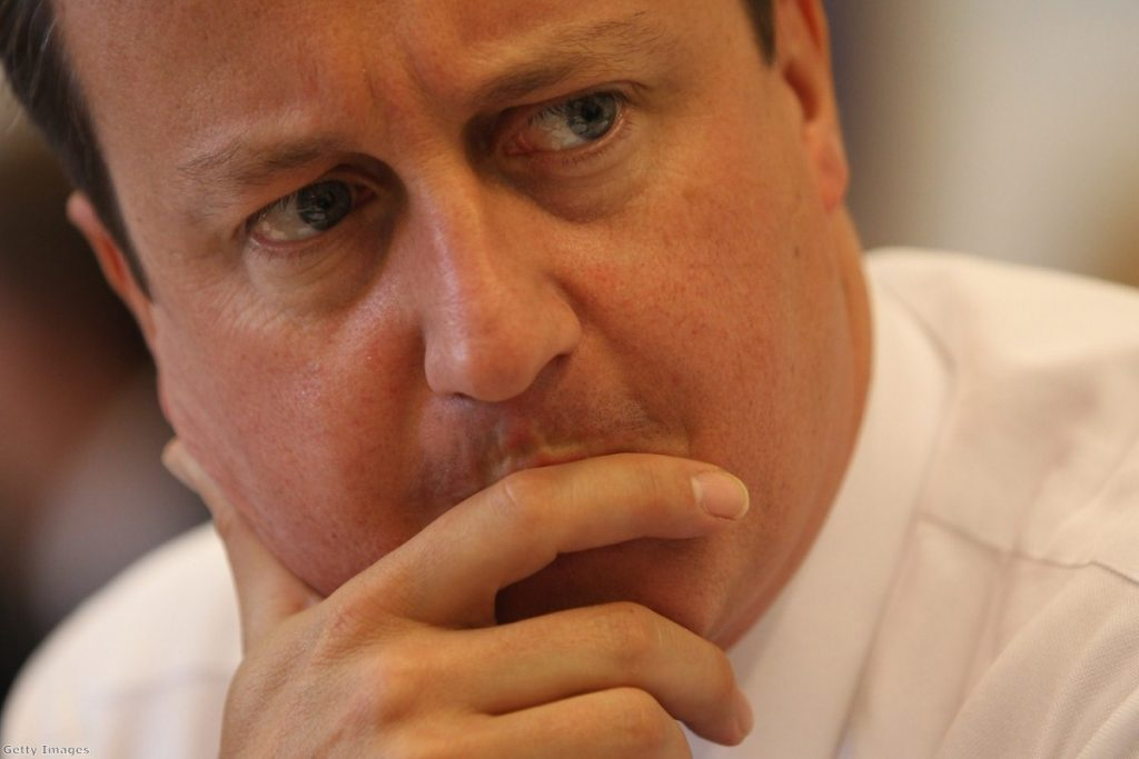 David Cameron is facing severe criticism from across the political spectrum for allowing Andrew Lansley's NHS reforms to go ahead.