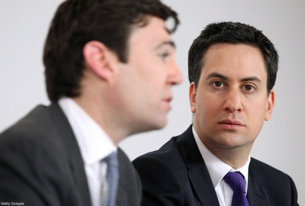 Ed Miliband and Andy Burnham are unlikely to stop the NHS reform bill, but they can inflict major political damage on the coalition.