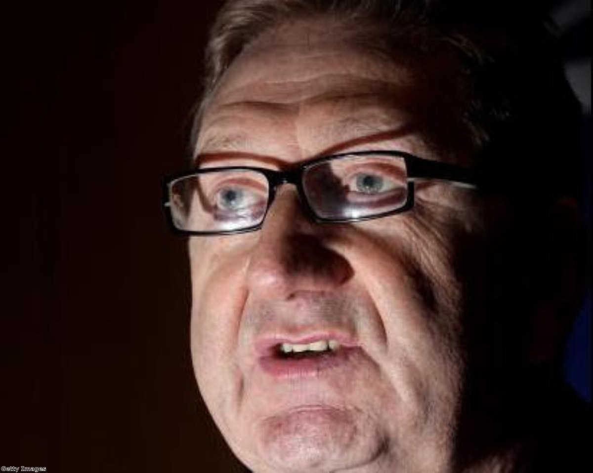 "Len McCluskey says trade unions face a ""hysterical smear campaign"""