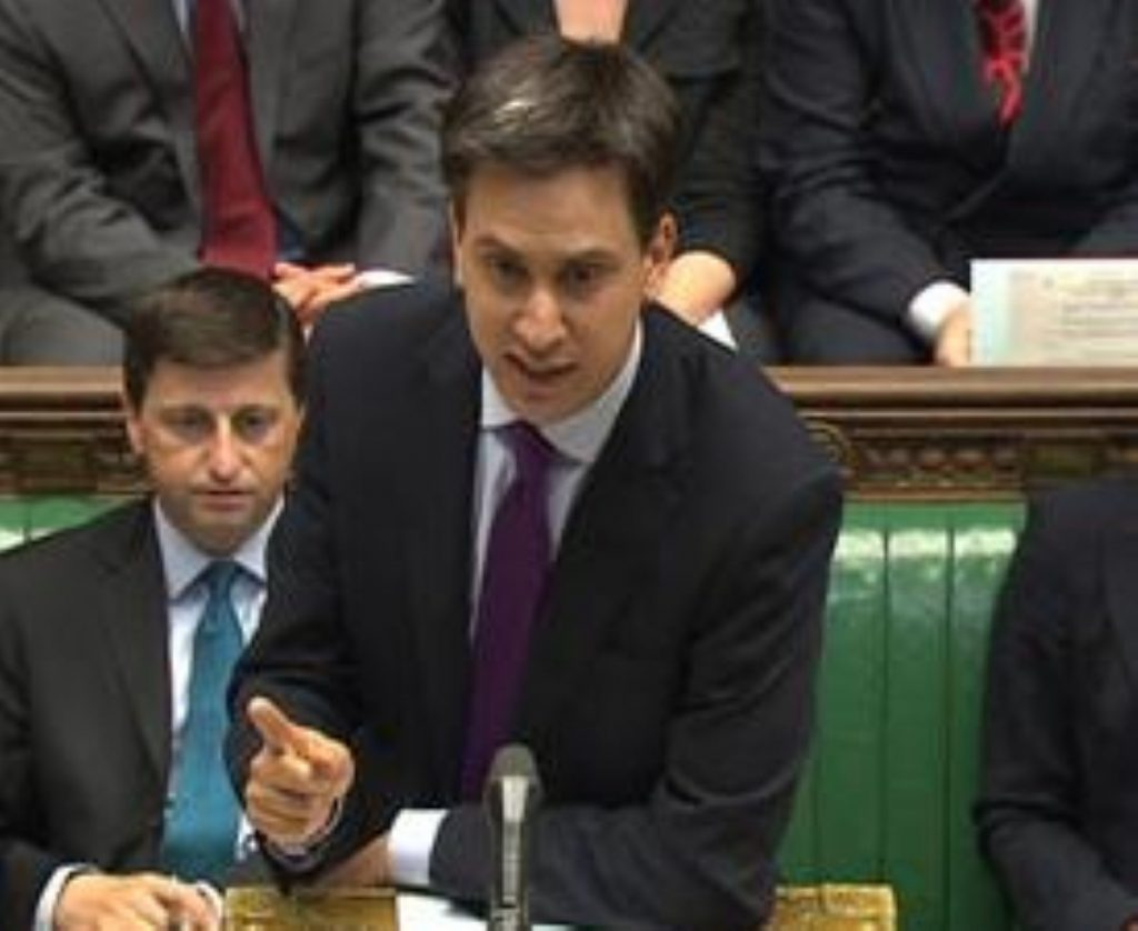Ed Miliband was left defenceless and vulnerable by Falkirk's selection farrago