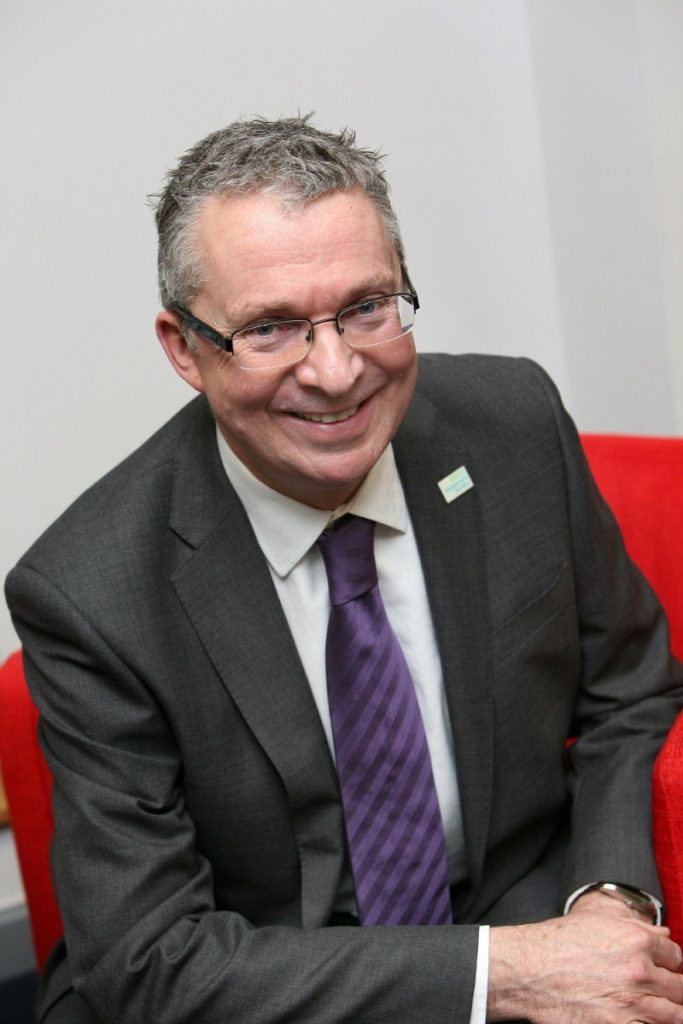 Jeremy Hughes is chief executive of the Alzheimer's Society