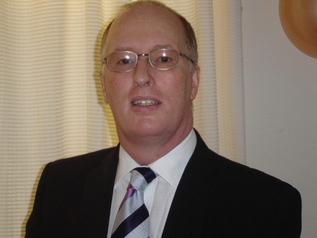 Geoffrey Buckingham is chairman of The Association of Police and Court Interpreters