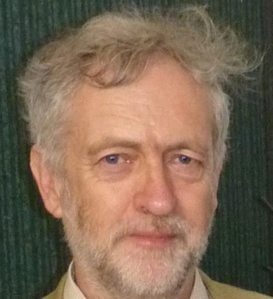 Jeremy Corbyn is MP for Islington North