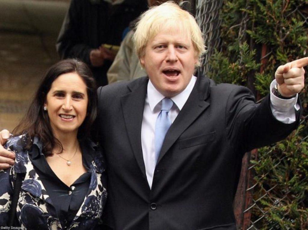 Boris Johnson wins a second term in City Hall
