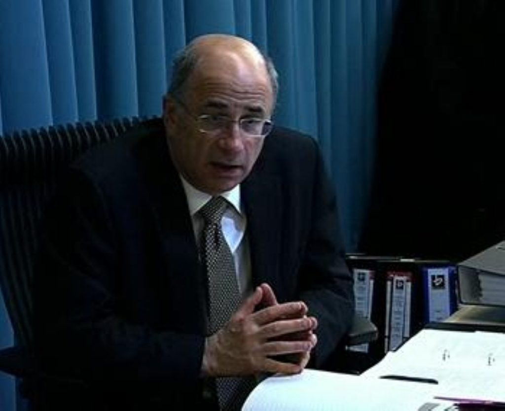 Leveson: the man everyone's talking about