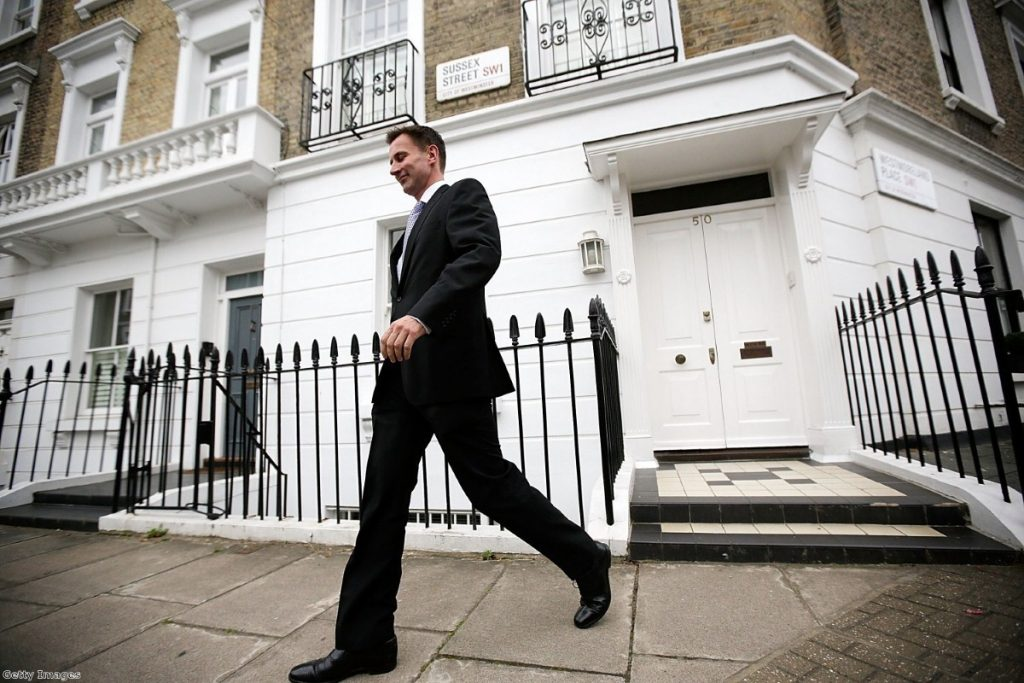 Jeremy Hunt & his magic numbers
