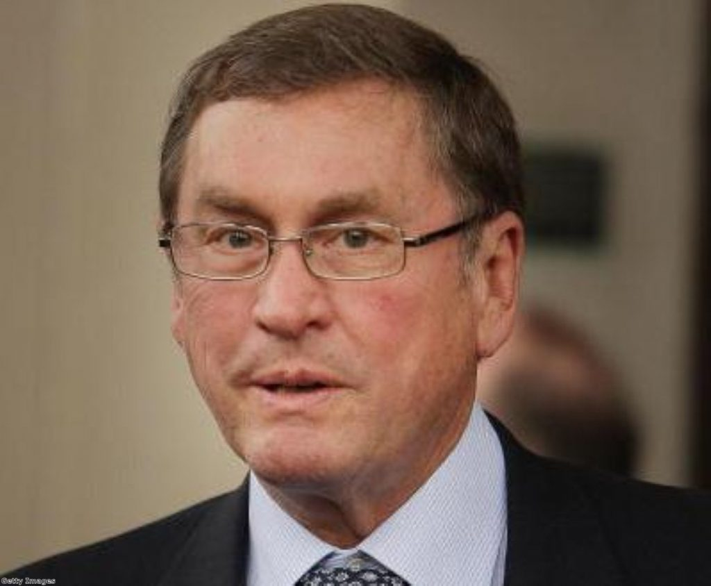 Michael Ashcroft faced intense media pressure in 2009 and 2010 over his tax status