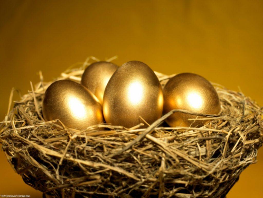 Time to raid the nest eggs? Clegg calls for wealth tax
