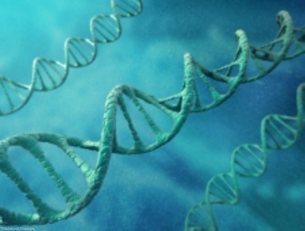 The first human genome was sequenced in 2000
