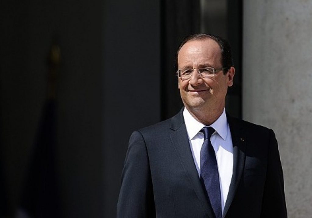 Francois Hollande enjoys better relations with Britain's leader of the opposition than its PM