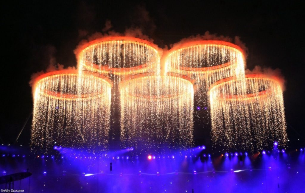 The spectacular opening ceremony for London 2012 stunned many observers