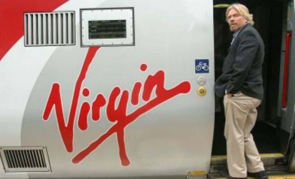 All over for Virgin Trains?