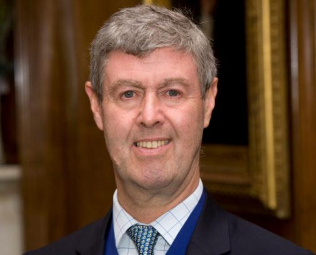 Patrick Stevens is president of the Chartered Institute of Taxation