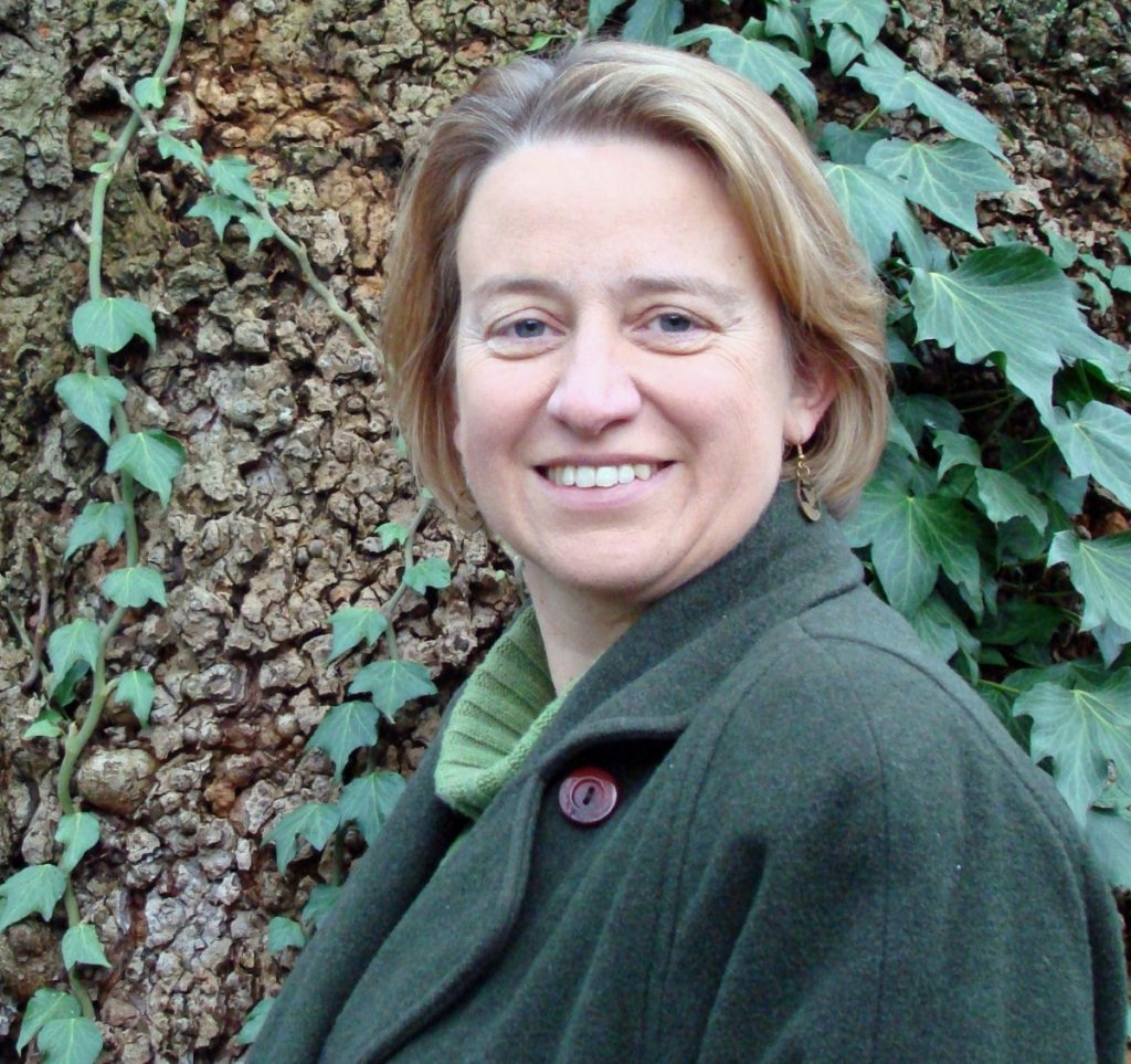 "Natalie Bennett: ""The surge of adrenalin hit my brain and it emptied."""