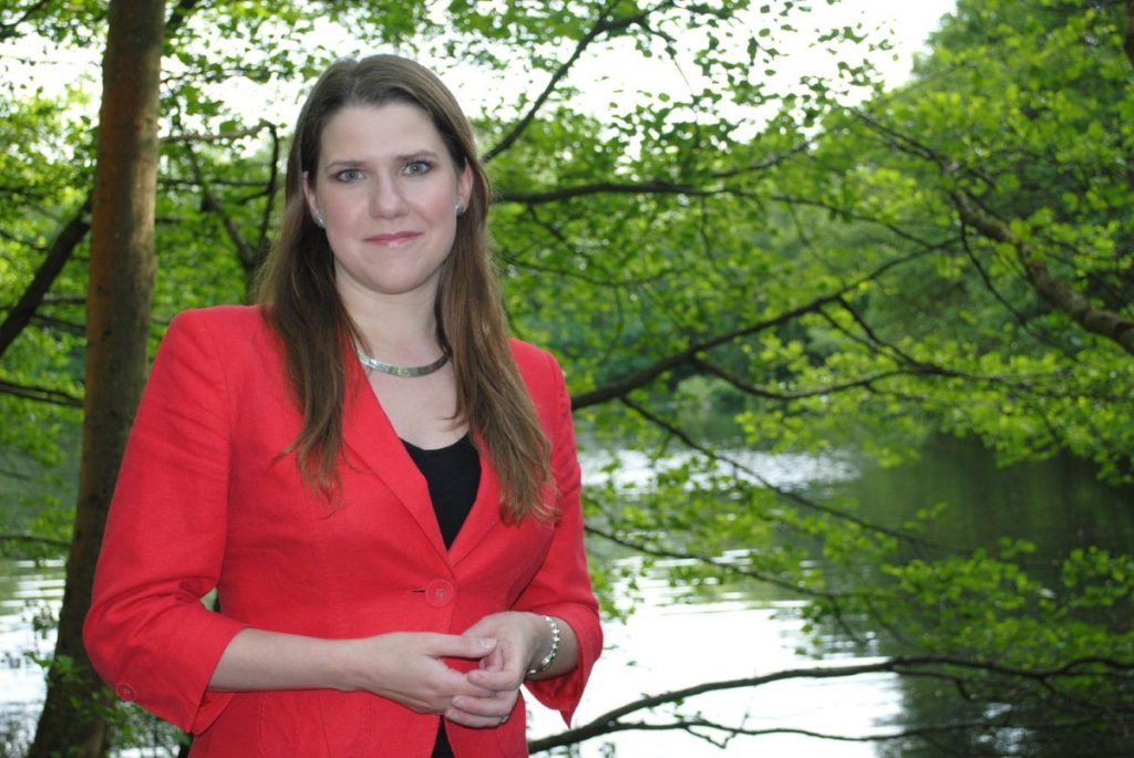 Swinson is MP for East Dunbartonshire and business minister