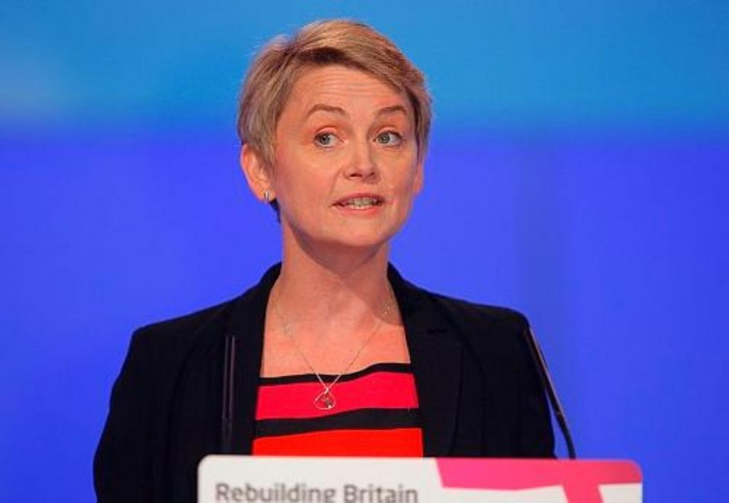Yvette Cooper has been quietly scooping up support
