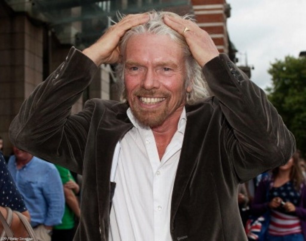 Richard Branson's Virgin Rail is now in talks with the DfT over keeping trains running on the west coast main line