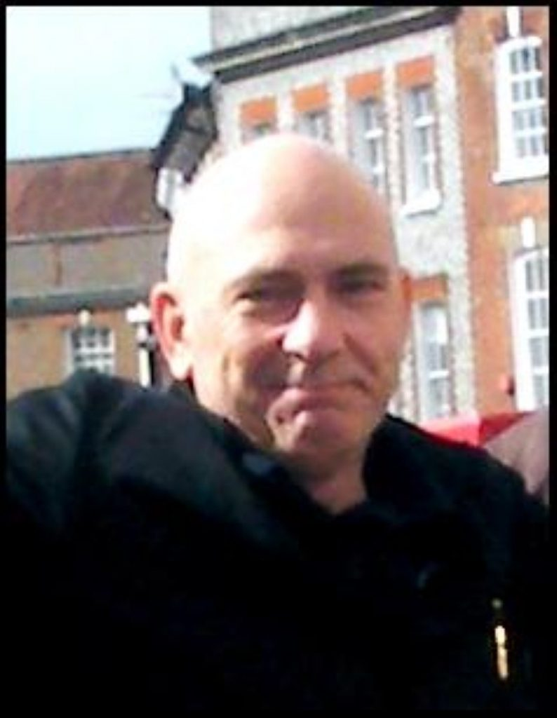 Joseph Jones of the UK Gypsy Council