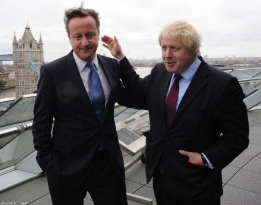 Boris Johnson and David Cameron have remained rivals for years. Could one replace the other?