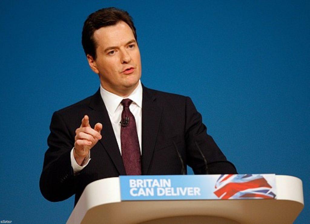 George Osborne: Figurehead for liberal Tories?
