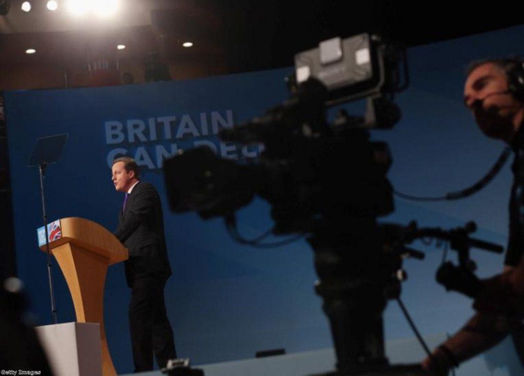 Cameron speech in full