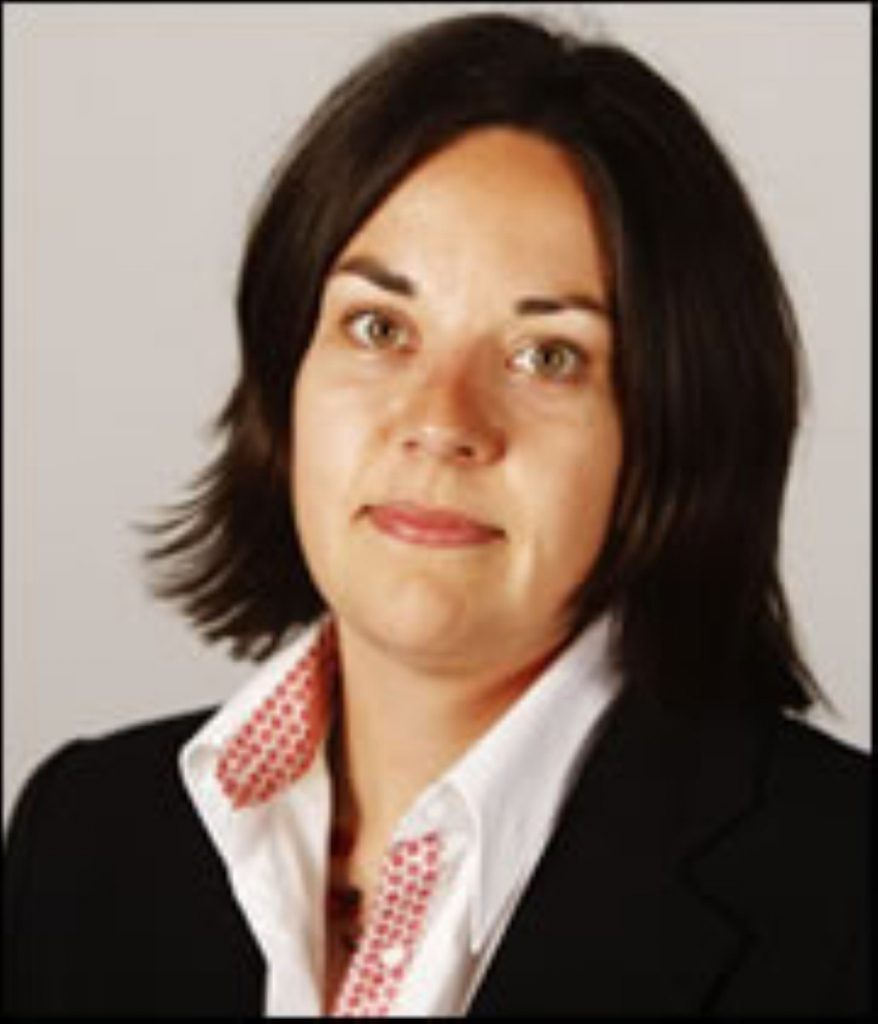 Dugdale was elected in May 2011