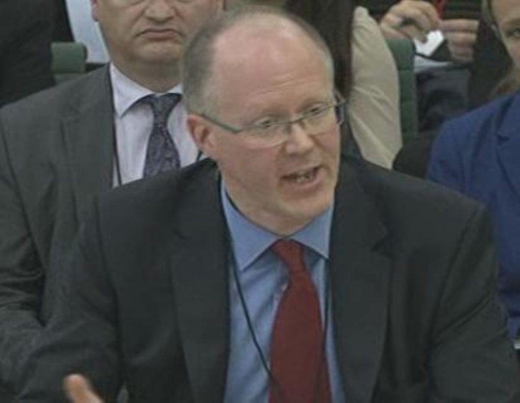 George Entwistle was hapless in the face of MPs' more probing questions