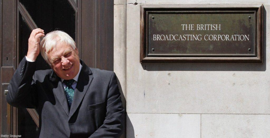 Patten: The next target of BBC critics?