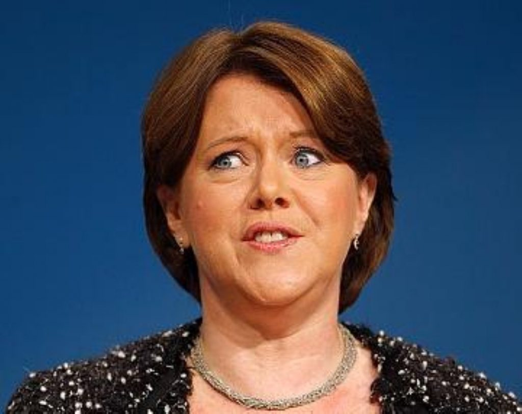 Culture secretary Maria Miller has denied any impropriety in her expenses claims