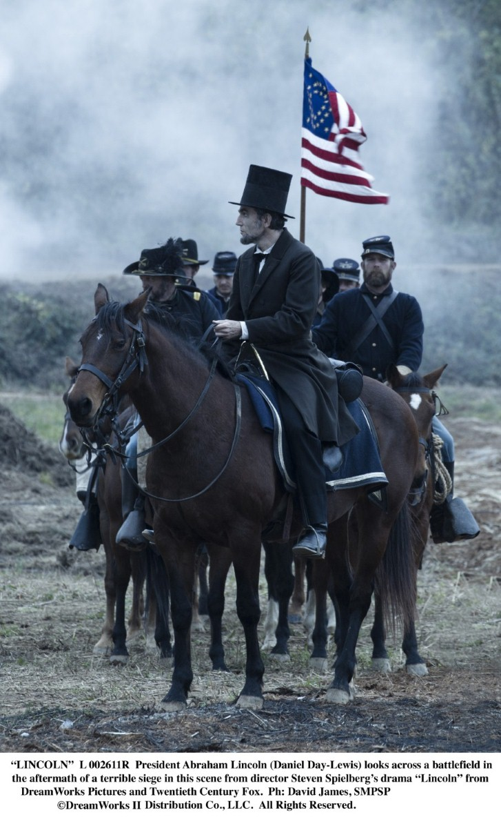 Lincoln is a flawed but respectable offering from Spielberg