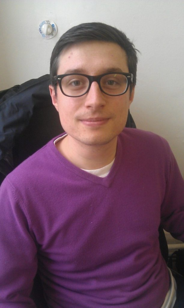 Joe Cox, campaigner and researcher for the political pressure group Compass.