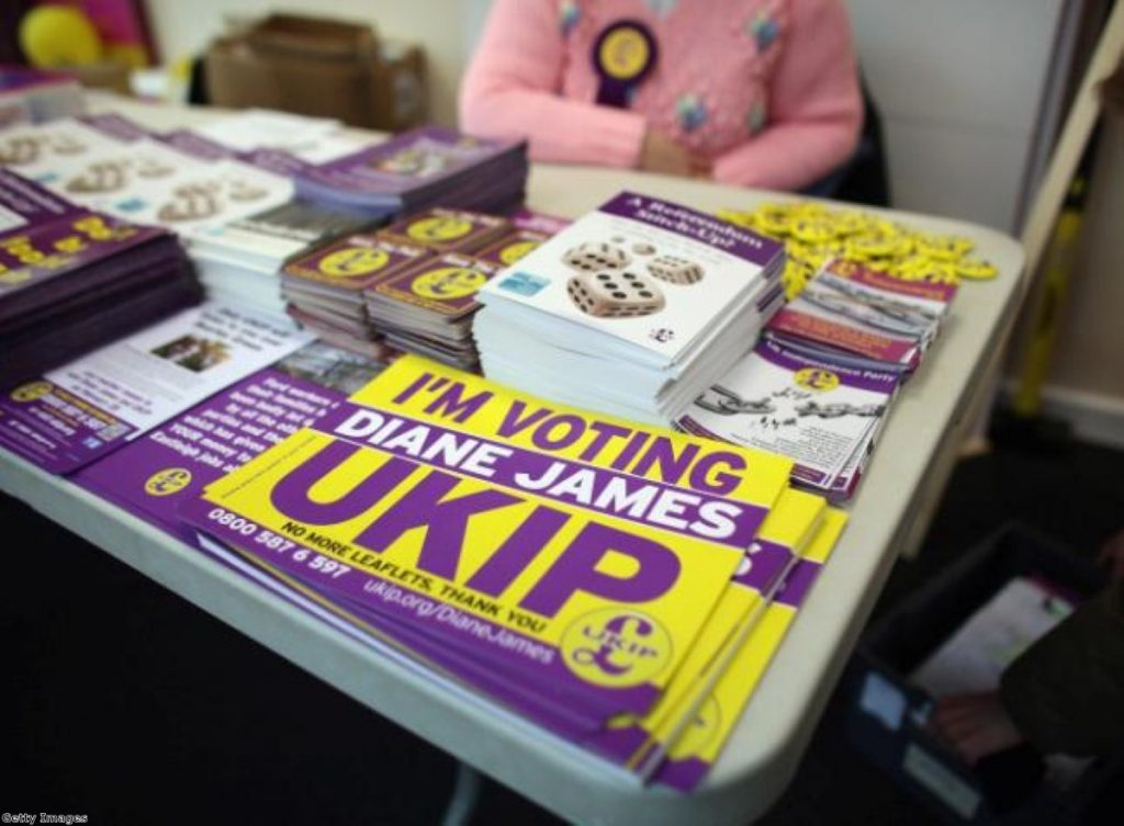 Ukip are expected to perform strongly at the local elections.