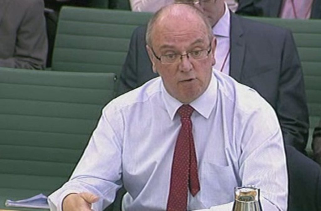 David Nicholson refused to accept individual accountability for the NHS