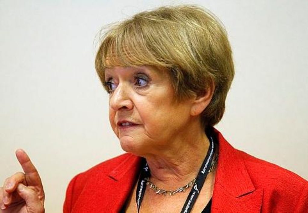 Margaret Hodge: Spoiling for a fight?