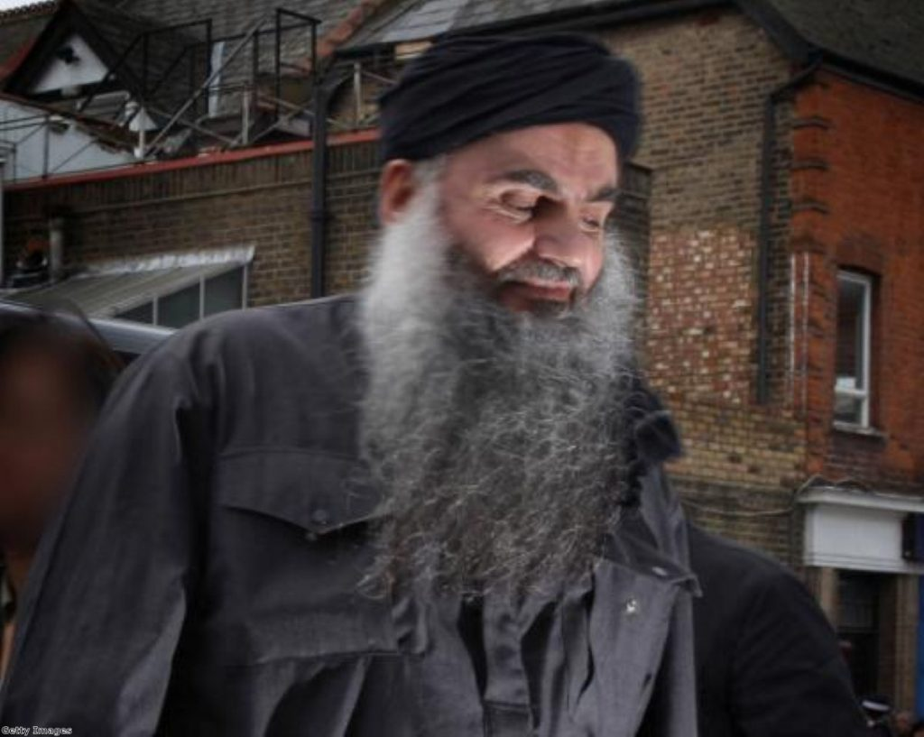 Qatada: a thorn in the government's die for eight years