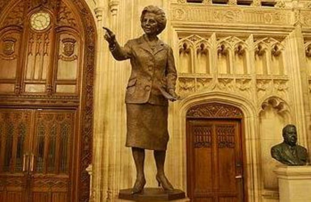 Shock horror: Voters don't want a Margaret Thatcher Day, after all