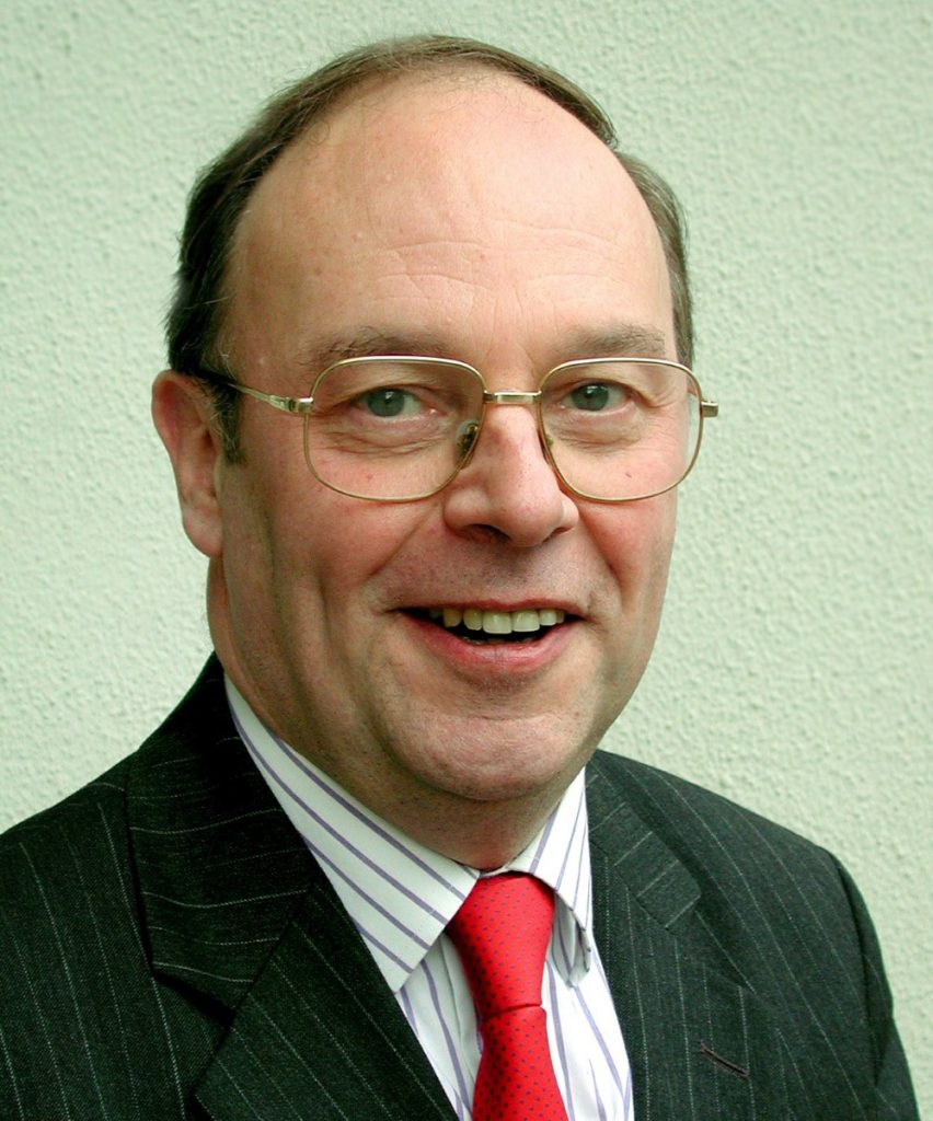 Keith Porteous Wood, Executive Director of the National Secular Society