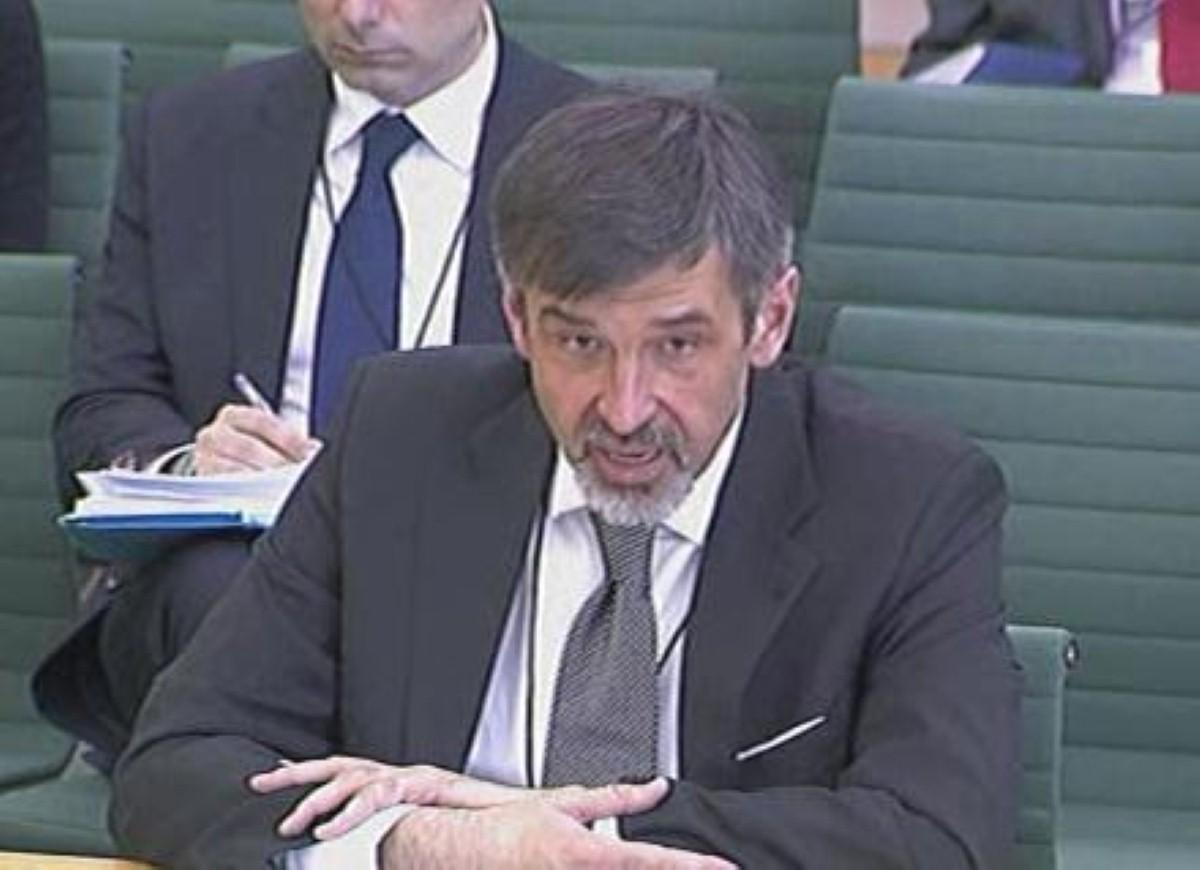Konstantin Dimitrov, the Bulgarian ambassador: Permanently outraged