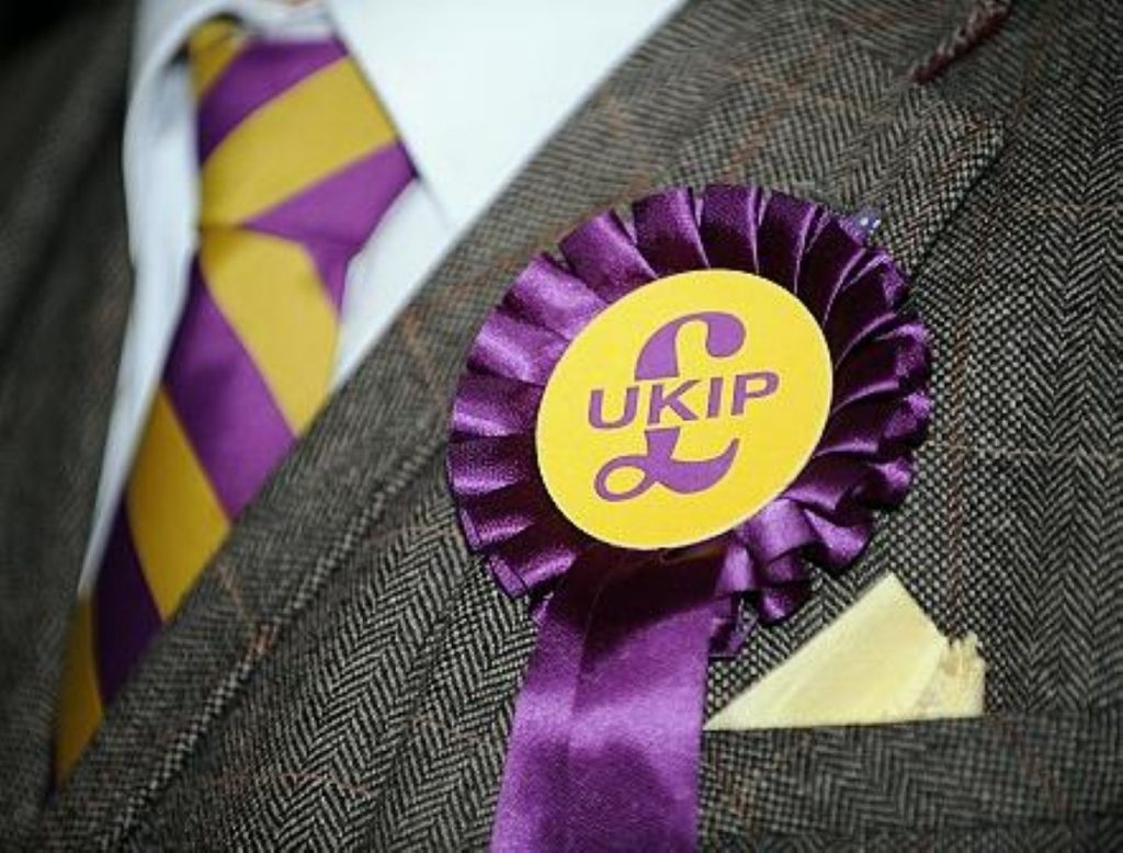 "Ukip: ""Nasty and racist"""