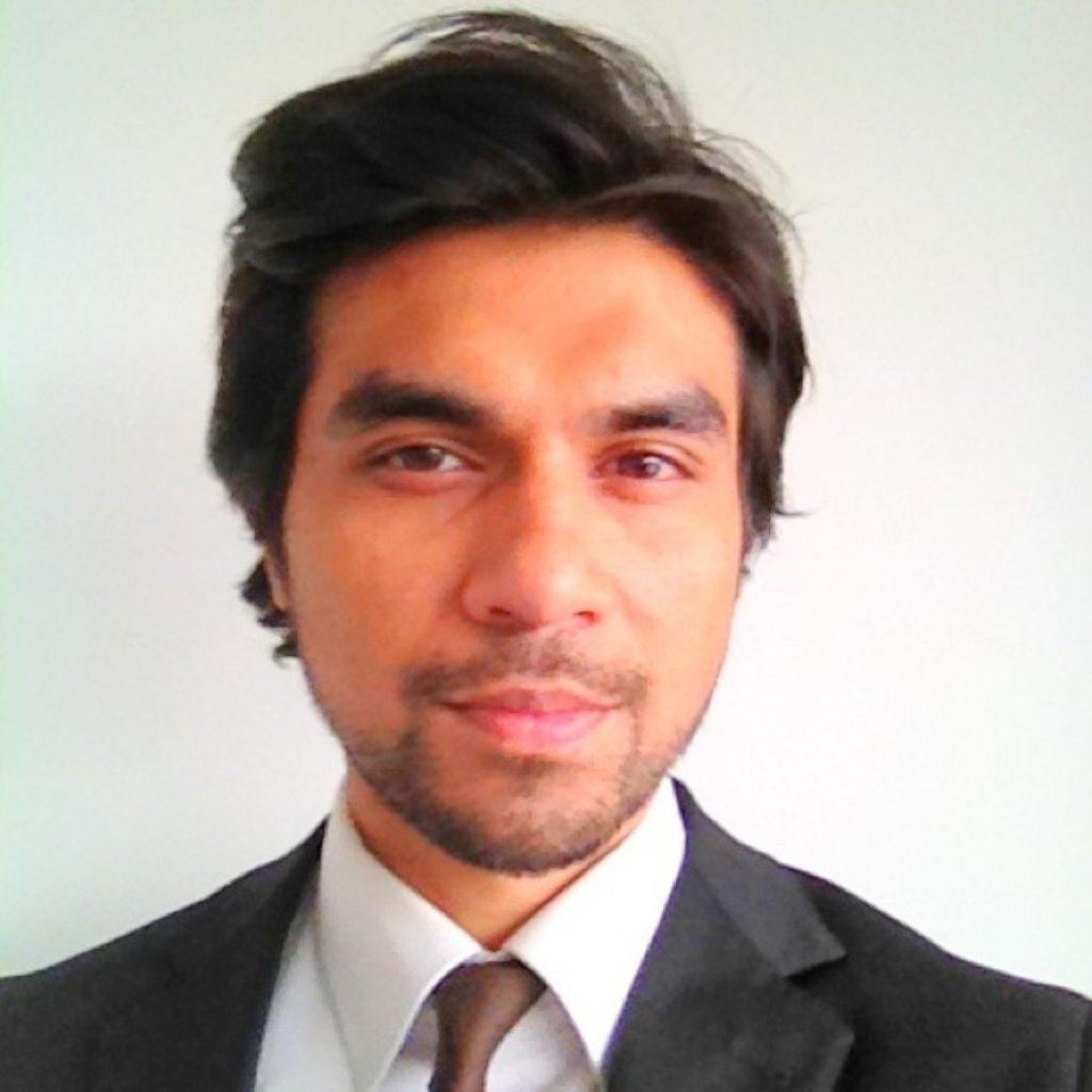 Nasim Ahmed, Palestinian Return Centre