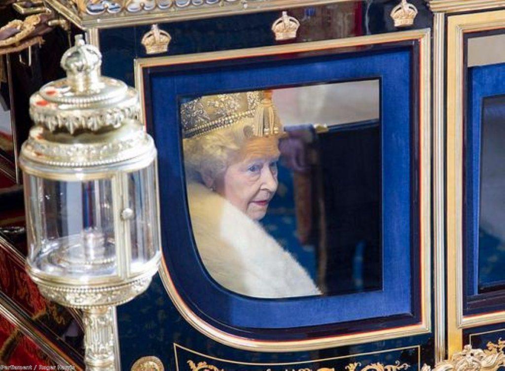 Queens Speech 2014