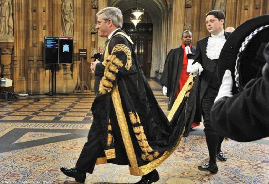 John Bercow 'hates Cameron' claim Tory MPs