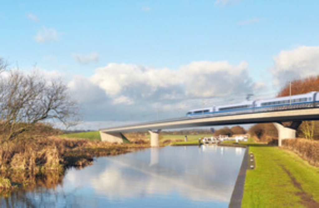 Labour considering removing support from HS2